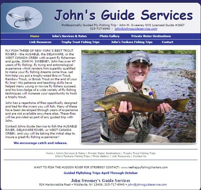 John's Guide Services