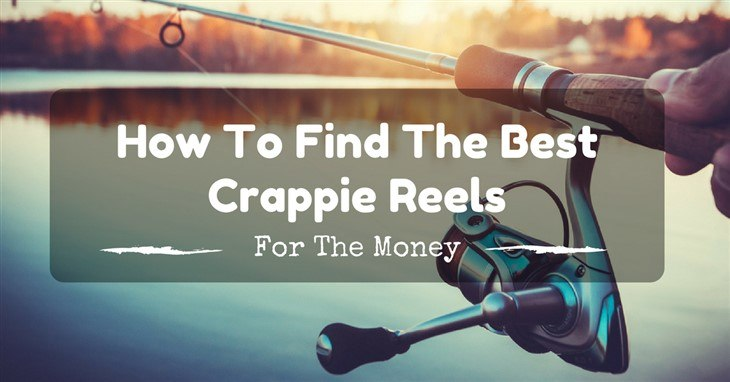 How To Find The Best Crappie Reels