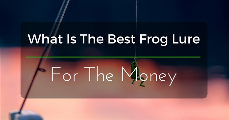 The Best Frog Lure