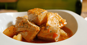 bonito stew