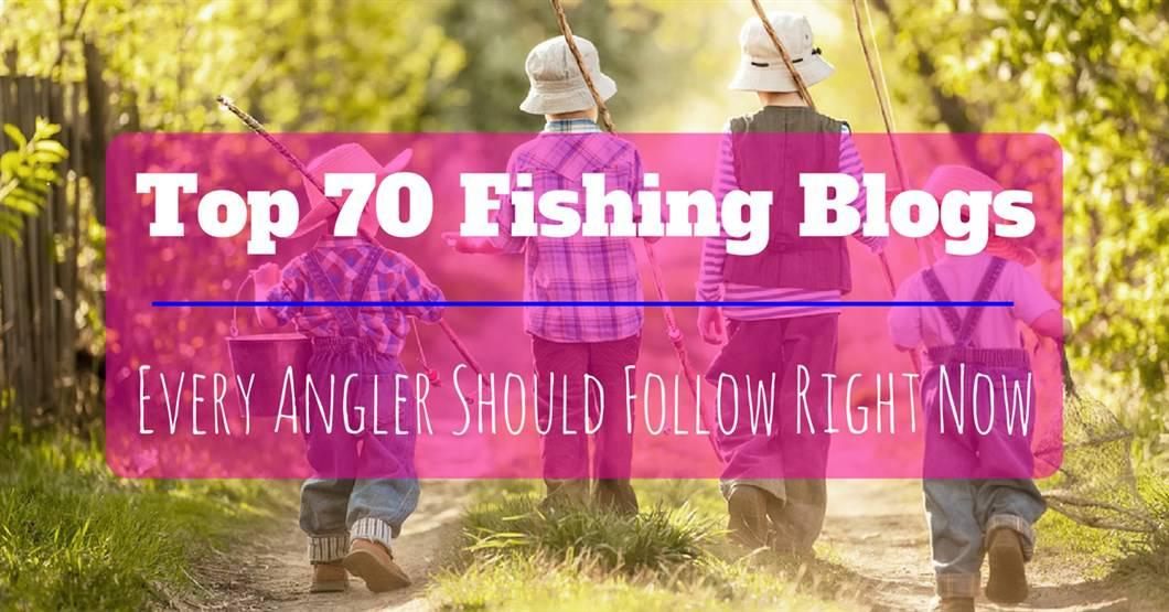 Top 70 Fishing Blogs
