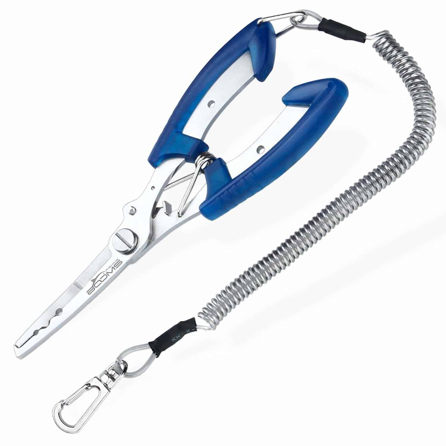 best fishing pliers booms stainless steal