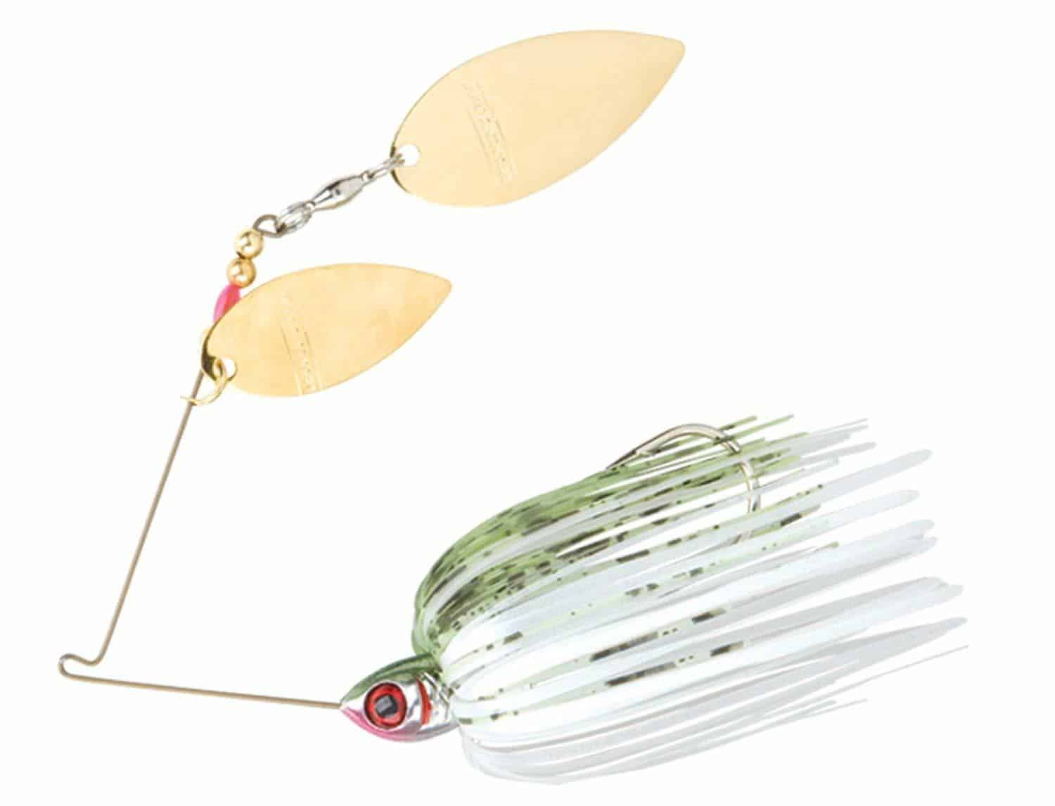 best spinnerbait reviews booyah vibra flx
