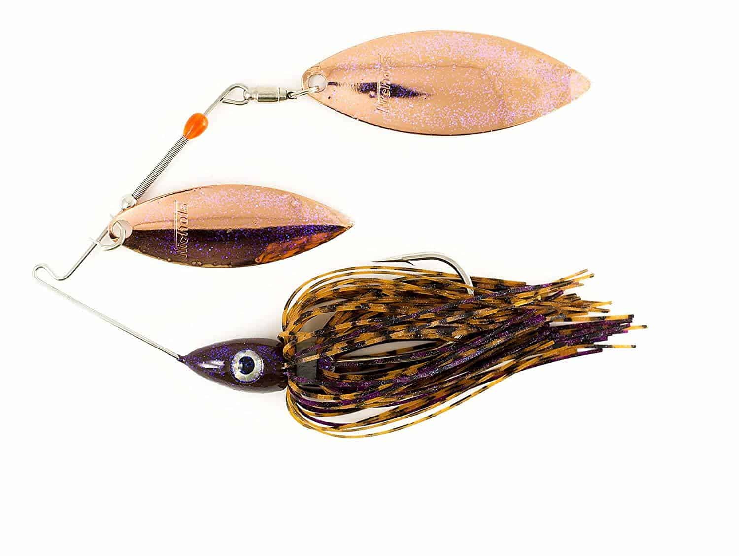 best spinnerbait reviews nichols lures pulsator