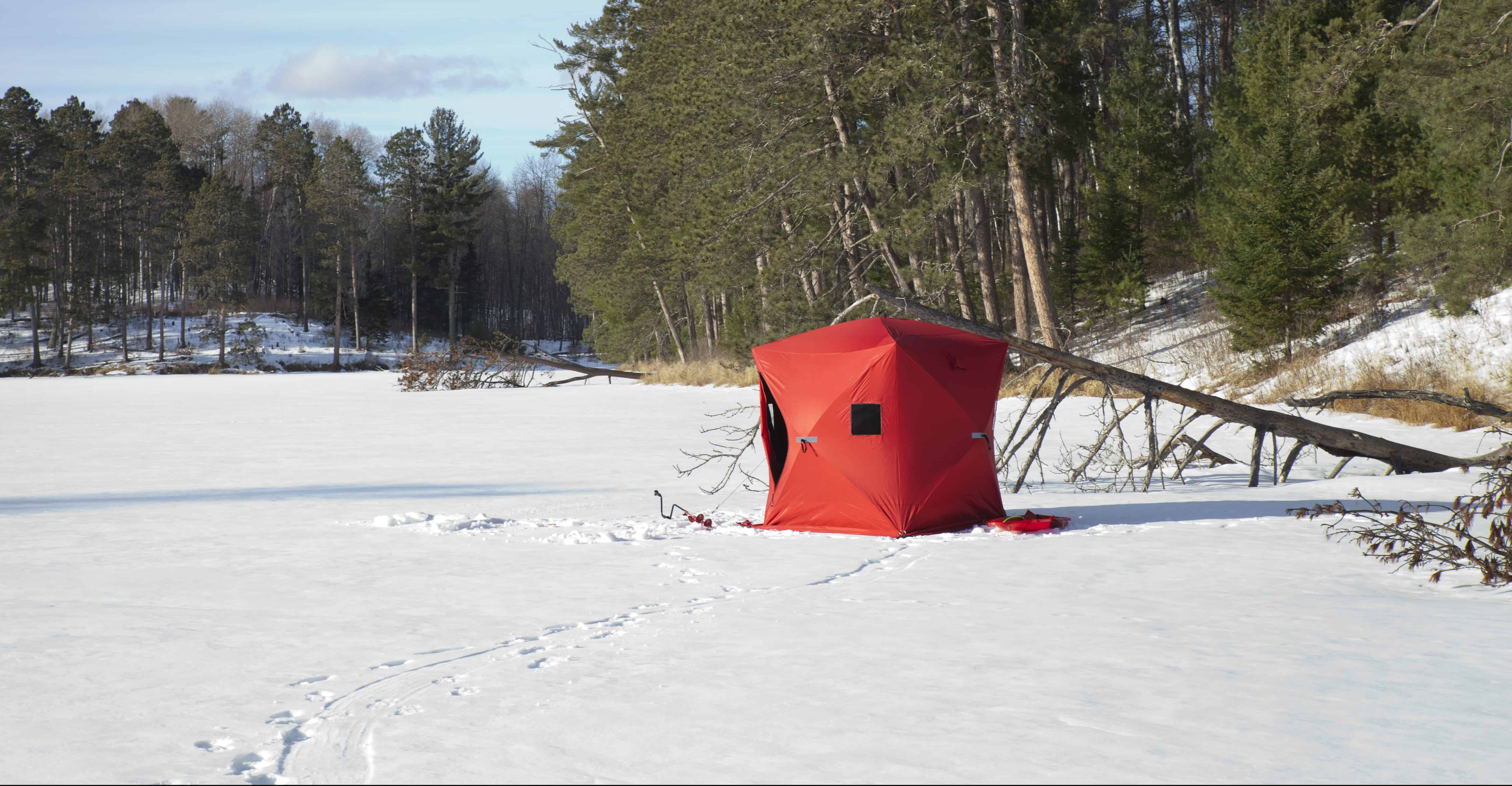 Best Ice Fishing Shanty Cold Weather Shelters Reviewed