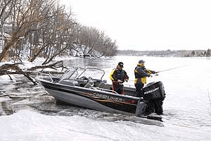 marine batteries in cold weather