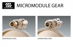 micromodule gear