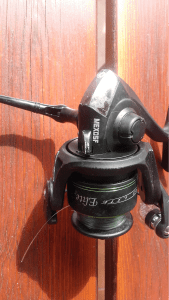 Bass Pro Micro Lite Elite Reel Anti-reverse