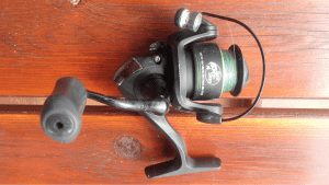 Bass Pro Micro Lite Elite Reel Capacity