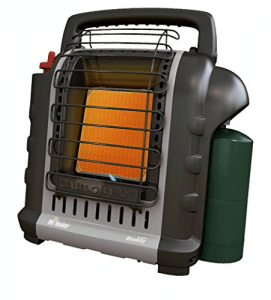 Mr. Heater Buddy Ice Fishing Heater