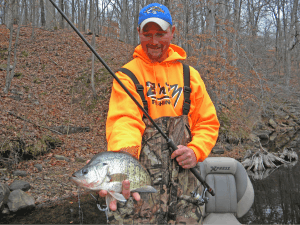 fall crappie fishing tips