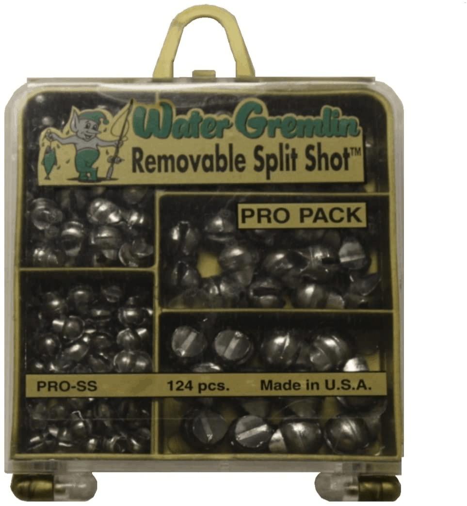 removable split shot weights