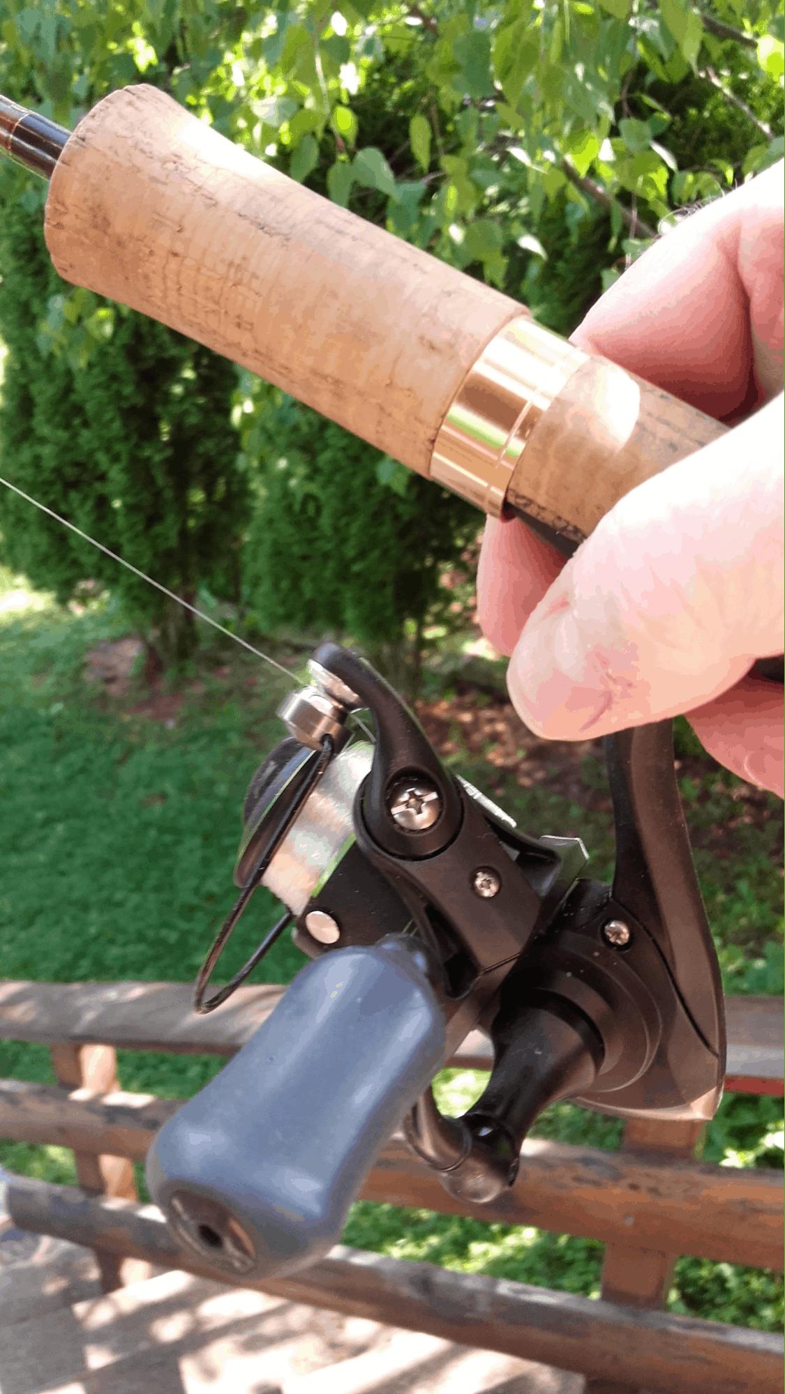 casting spinning reels