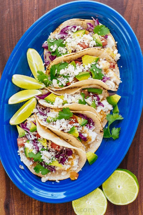 perch taco recipe