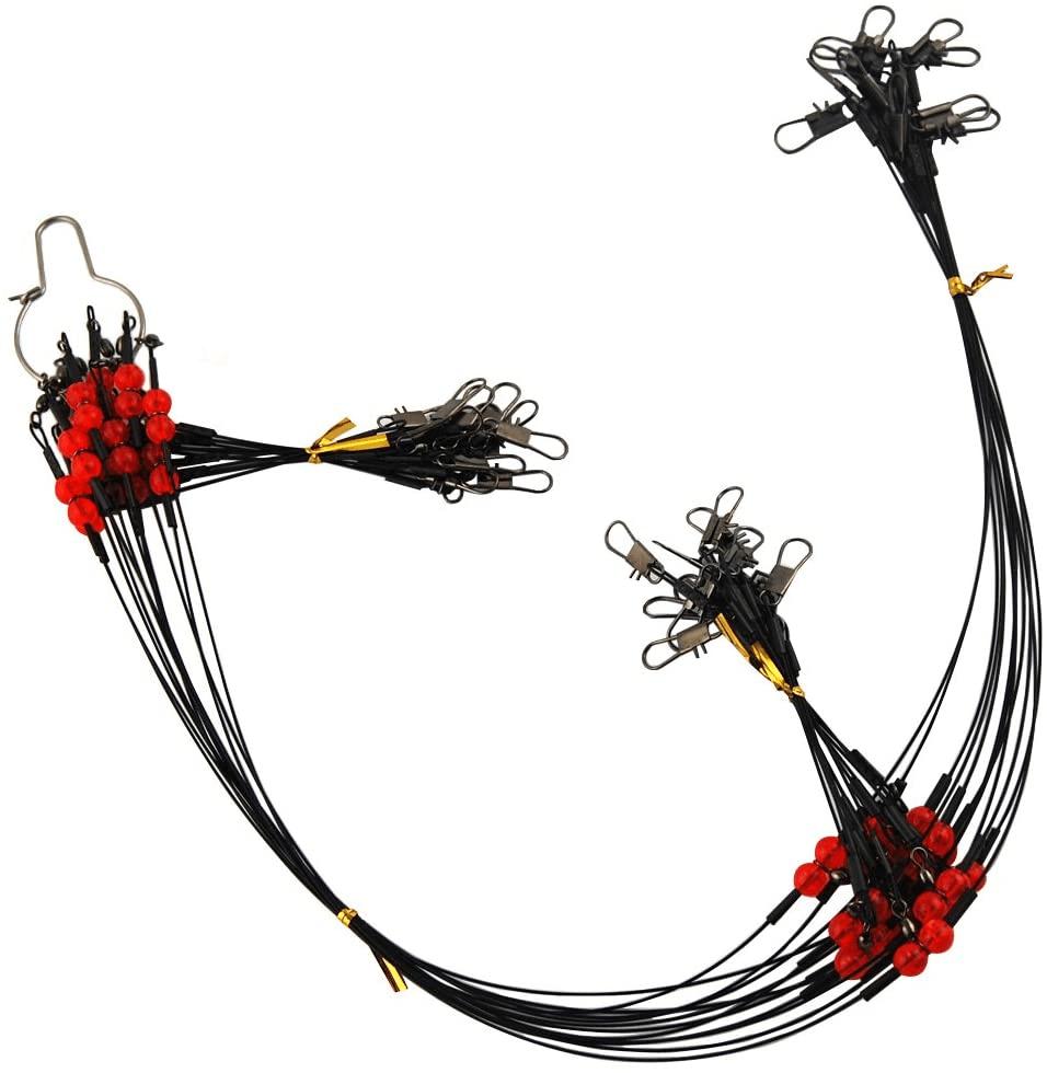 pre-tied wire rig
