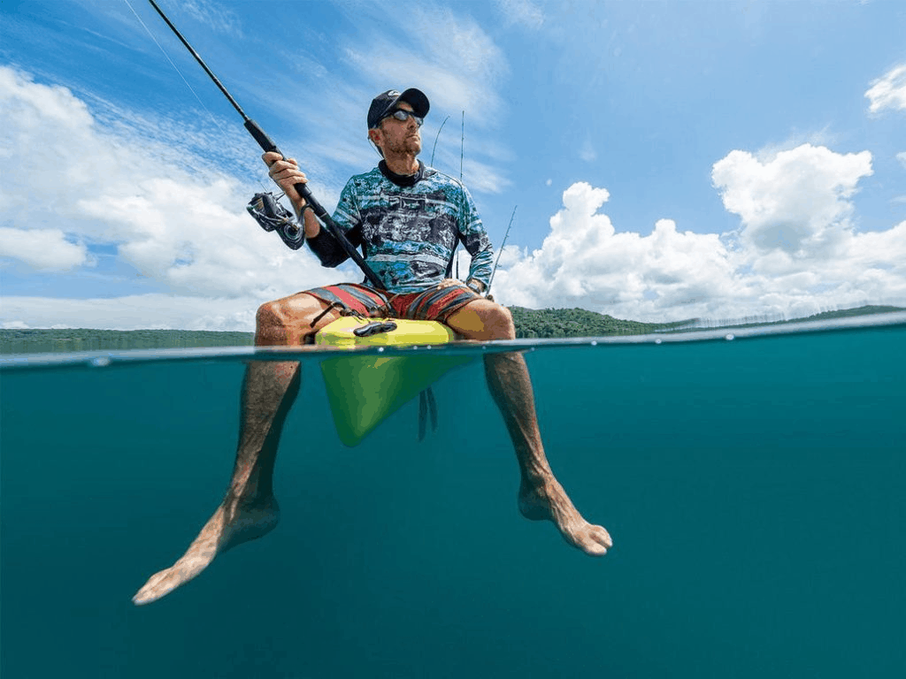 know your kayaks limits