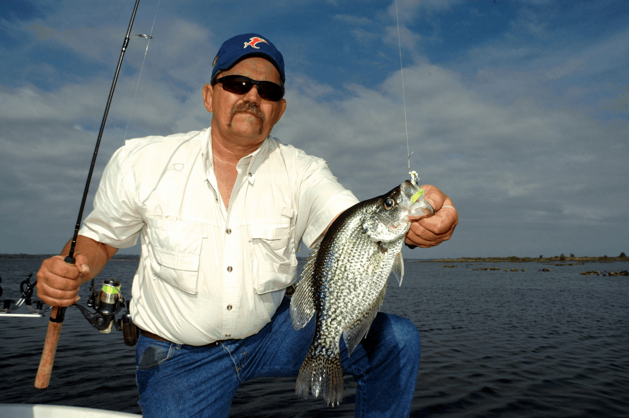 how to set up a spinning rod