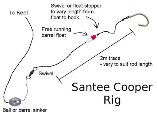 Santee Cooper Rig