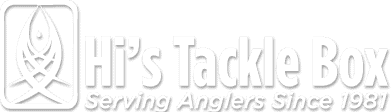 hi's tackle box shop logo