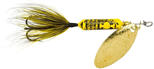 bluegill rooster tail