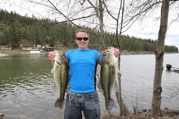 Lake Coeur d'Alene - Best Bass Fishing Lake