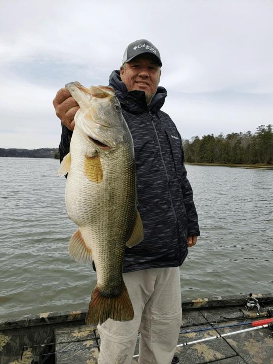 Pickwick Lake - Best Bass Fishing Lake
