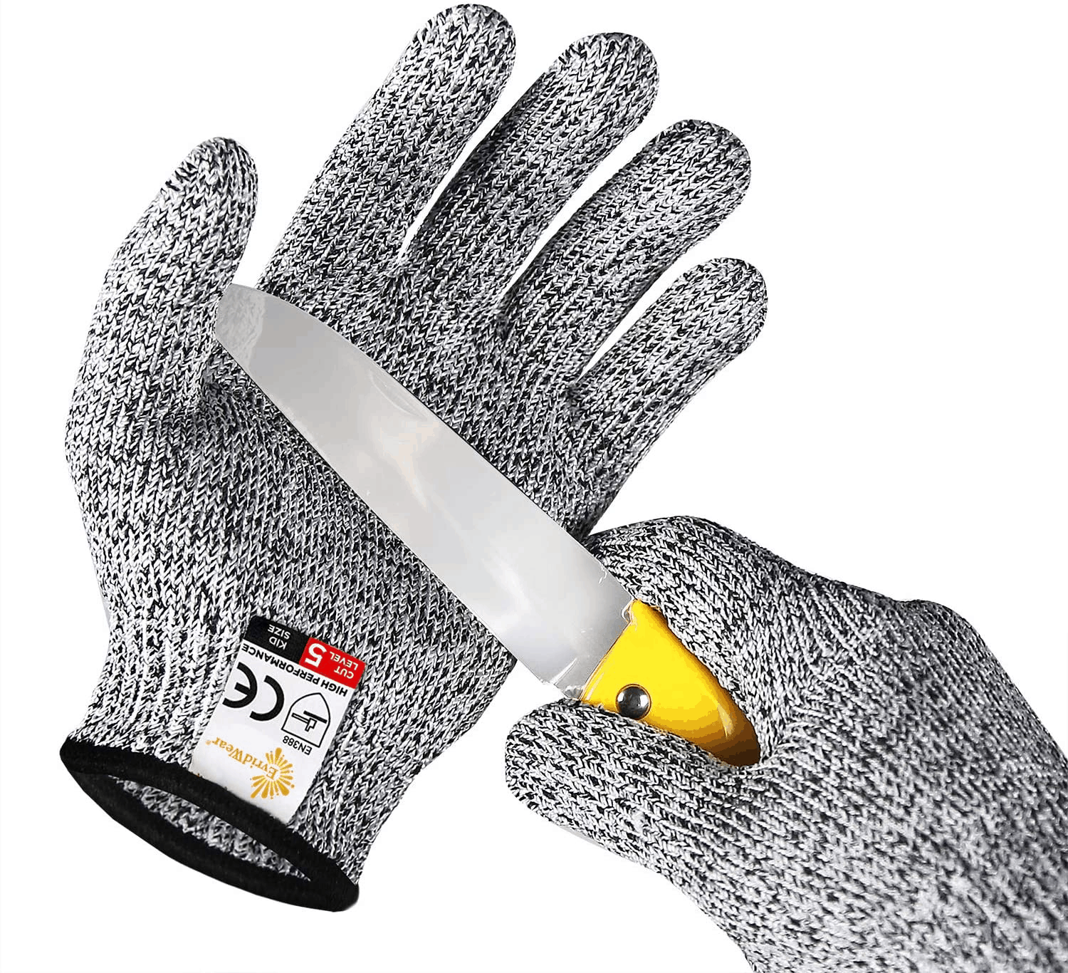 cut proof gloves for filleting bass