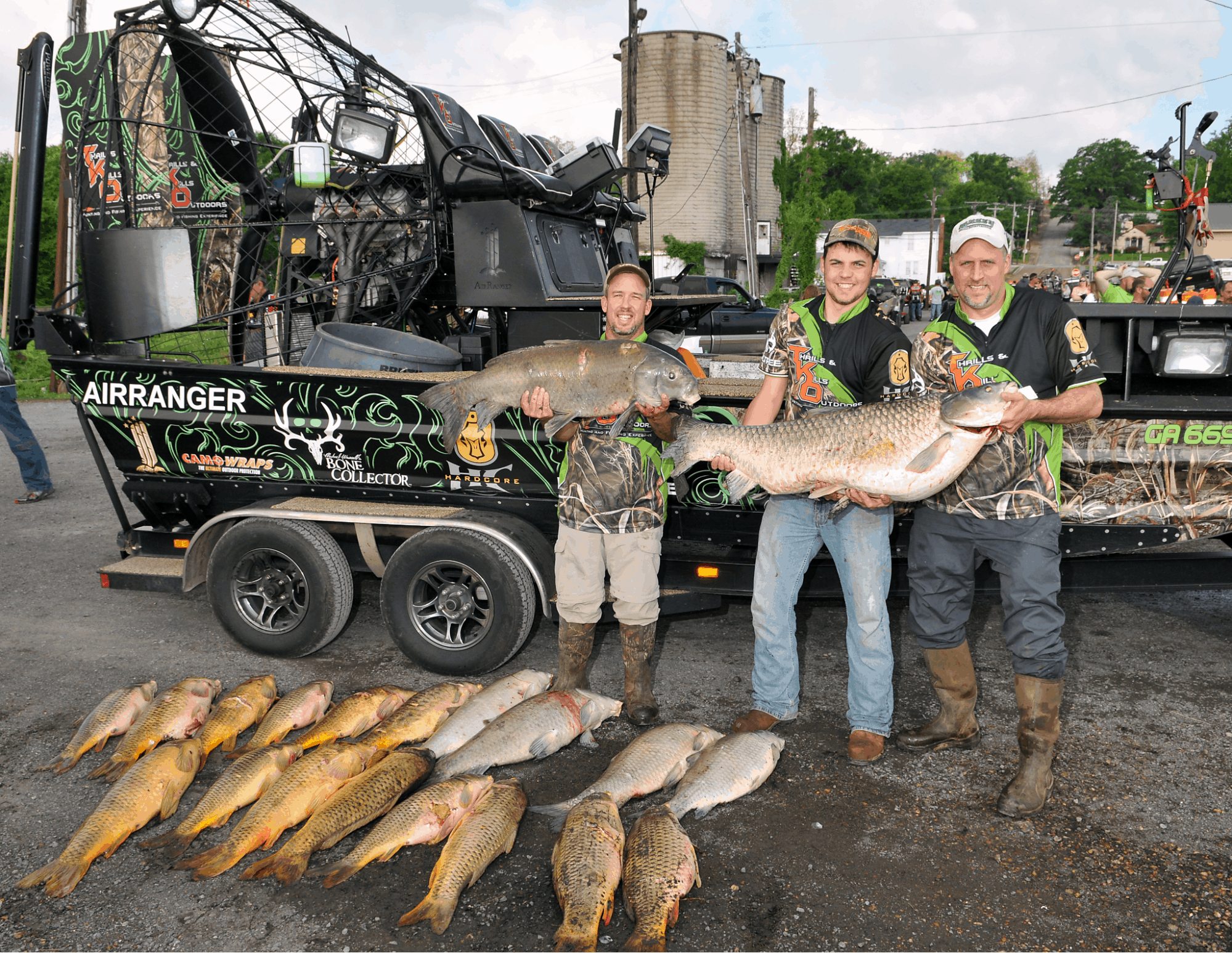 reducing draw weight on bowfishing bow