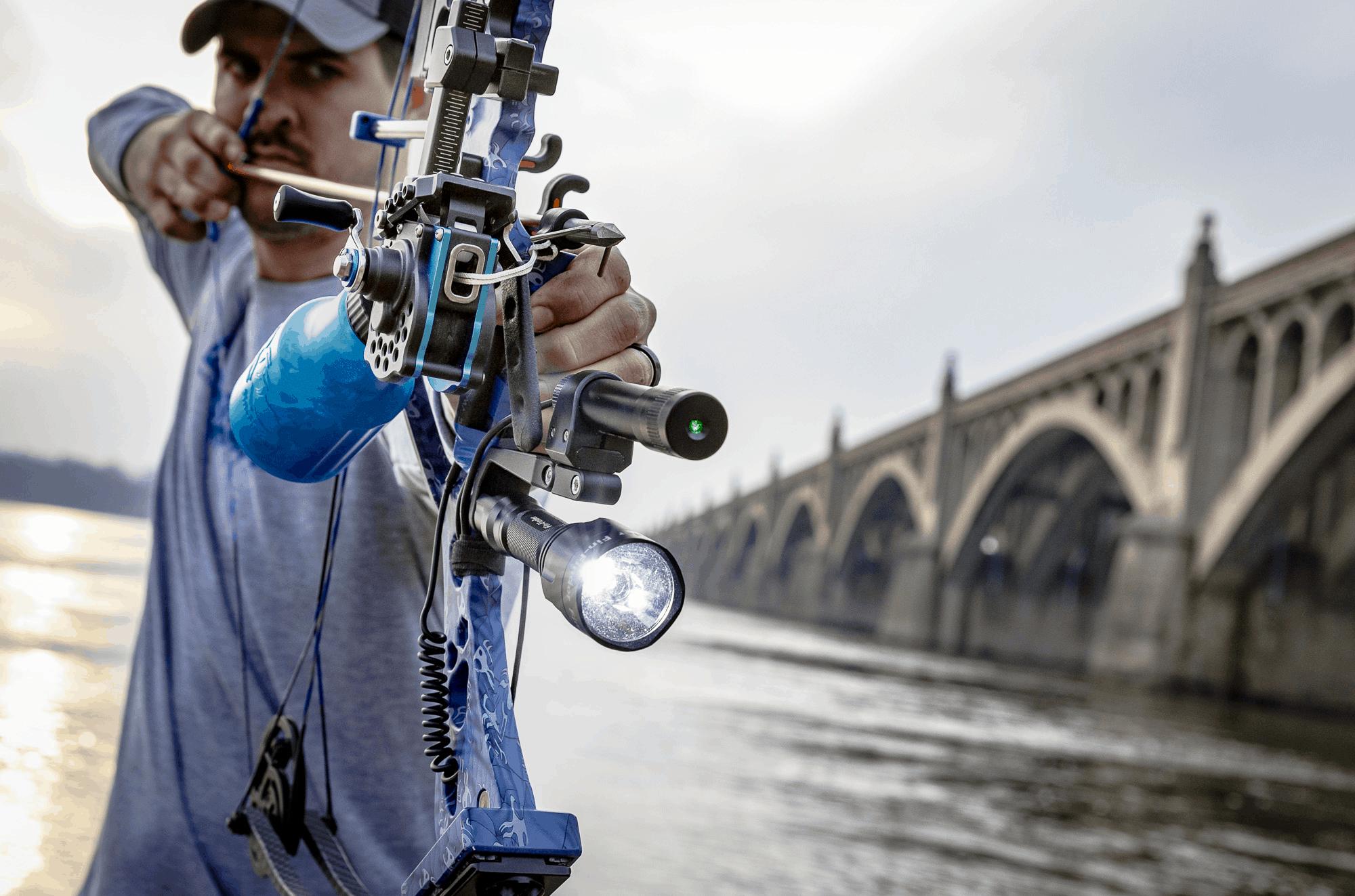 tuning bowfising bow